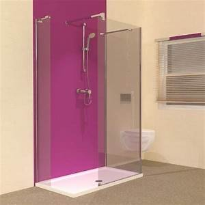 16 best images about 3 sided walk in showers on pinterest for Shower cubicles for small bathrooms uk