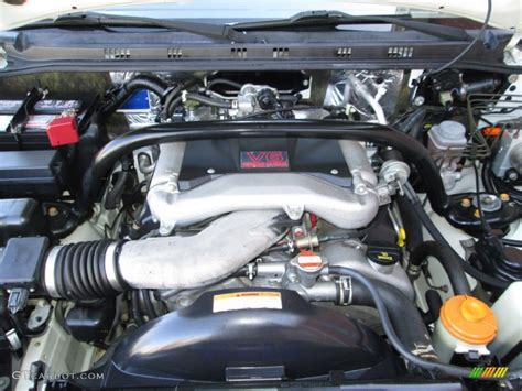 2006 Suzuki Xl7 7 Passenger Awd Engine Photos
