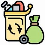 Garbage Bin Icon Container Hira Recycle Waste