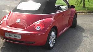 New Beetle Cabrio : new beetle cabriolet youtube ~ Kayakingforconservation.com Haus und Dekorationen