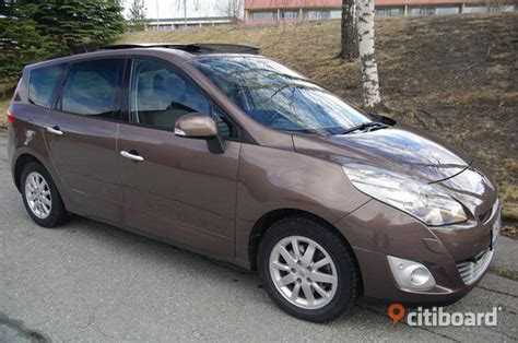 renault grand scenic stockholm citiboard