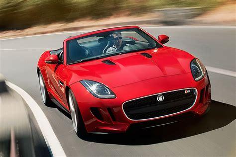New Jaguar F-type Has Already Lured 1,000 Deposits