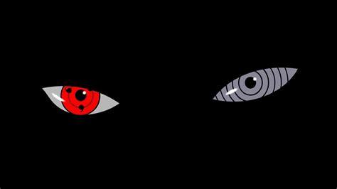 Naruto Hd Iphone Wallpapers Eyes Naruto Shippuden Sharingan Tobi Black Background Rinnegan Wallpaper 74792