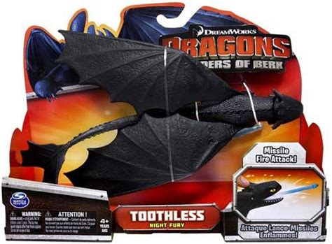 How To Train Your Dragon Defenders Of Berk Toothless
