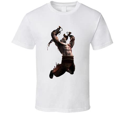 God Of War 6 T Shirt kratos god of war character t shirt