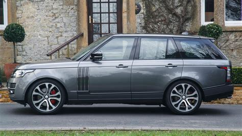 range rover svautobiography dynamic  review car