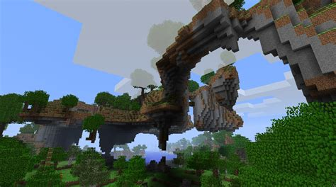 minecraft seeds  psuedo random world creation hard