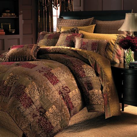 burgundy gold bedding bedding sets collections