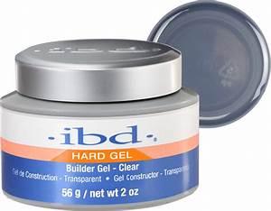 Ibd Builder Gel - Clear