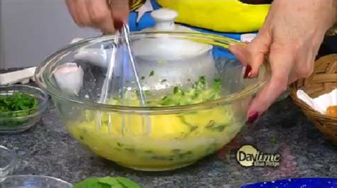 daytime kitchen stracciatella soup