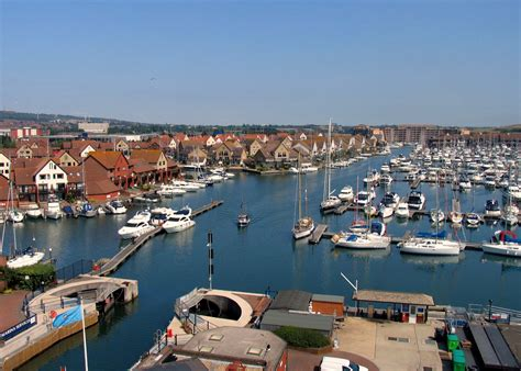 Motor Boats For Sale Port Solent by New Berthing At Port Solent Motor Boat Yachting