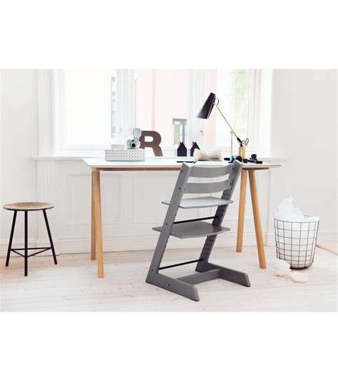 stokke tripp trapp high chair grey