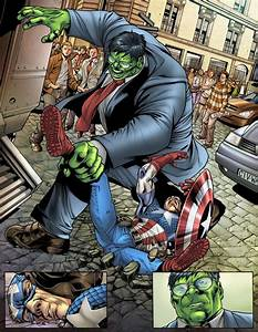 15 best images about Hulk vs captain america on Pinterest ...