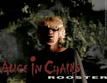 Rooster Chains Alice Layne Staley Grunge Aic