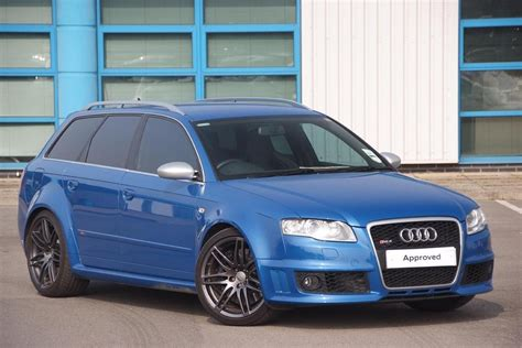 2006 Audi Rs4 Avant Related Infomationspecifications