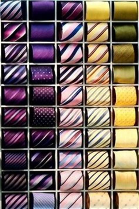 organize ties on ties belts and closet