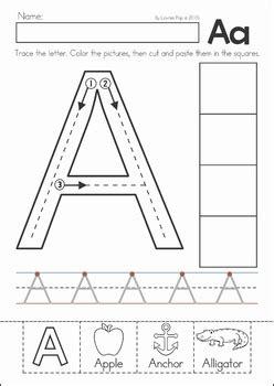 back to school preschool no prep worksheets amp activities 877 | original 2042866 2