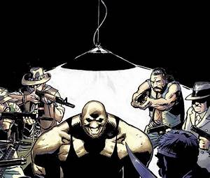 Punisher Presents: Barracuda Max (2007) #4 | Comics ...