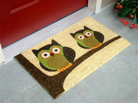 Owl Doormat by 17 Best Images About Outdoor Mat On Nautical