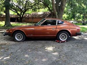 Original Project 1976 Datsun 280z L28e N42 R200 M  T With Parts