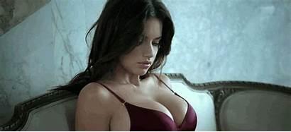 Cleavage Adriana Lima Byroncrawford Gifs Via
