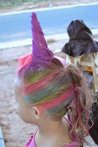 """Great Crazy Hairstyles for """"Wacky Hair Day"""" at School"""