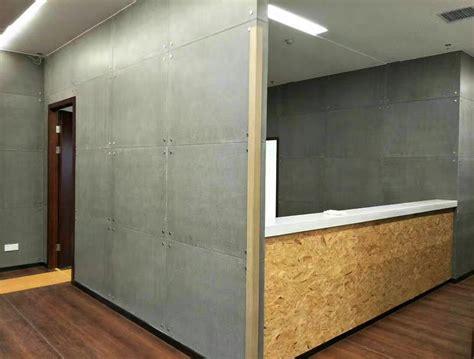 sulfate mgo board fiber cement panels mgo panels