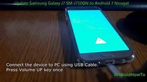 Update Samsung Galaxy J7 Sm