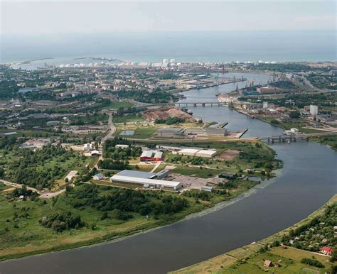 Speciālā ekonomiskā zona - Ventspils brīvostas pārvalde