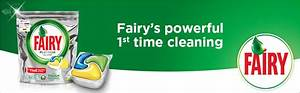 Dishwasher Photo And Guides  Fairy Dishwasher Cleaner