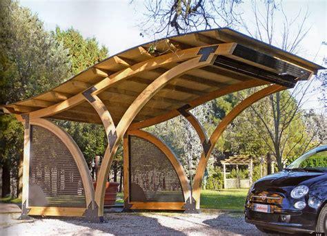 box per auto barsotti legnami vendita carport garage in legno car box