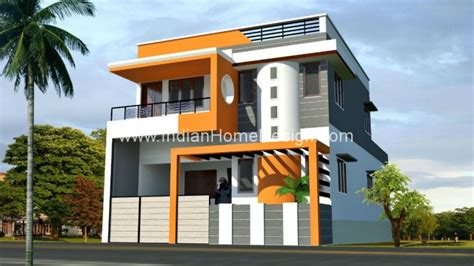 front porch house plans 2080 sqft house elevation design in tamilnadu style