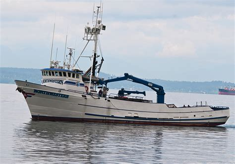 Northwestern Boat by Northwestern Crab Boat Flickr Photo