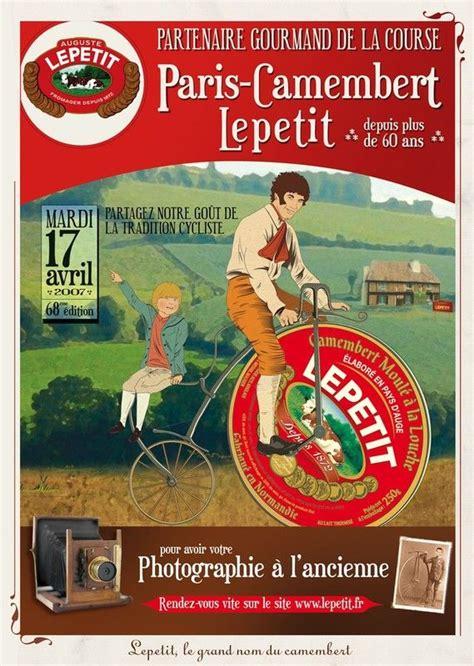 publicité cuisine affiche ancienne publicité camembert le petit la réclame