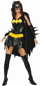 Batgirl Kostm Sexy Fr Damen Cosplay Costumes And