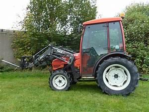 Kleintraktoren Allrad Gebraucht : bild von goldoni allrad traktor aster 45 mit ~ Kayakingforconservation.com Haus und Dekorationen