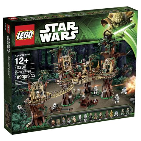 Lego Ewok Village Retirement Soon?  Retiring Sets
