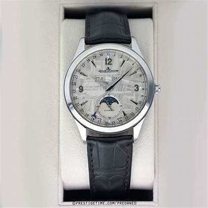 Owned Master Pre Calendar Jaeger Lecoultre Preowned