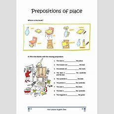 Edu 3105  Sample Lesson Plan Preposition