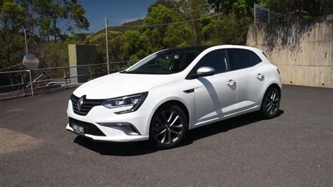 2017 Renault Megane Gt Line With 12 Turbo Sounds Great