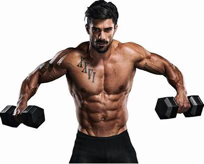 Muscle Buff Guy Xtreme Builder Turbo Charged