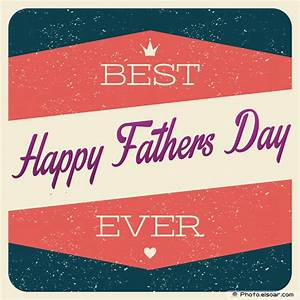 9 Vintage Happy Fathers Day Greeting Cards - ELSOAR