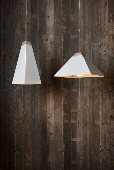 pyramid pendant lights minimalist pendant lamp