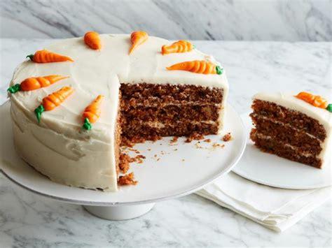 carrot cake recipe recipe food network