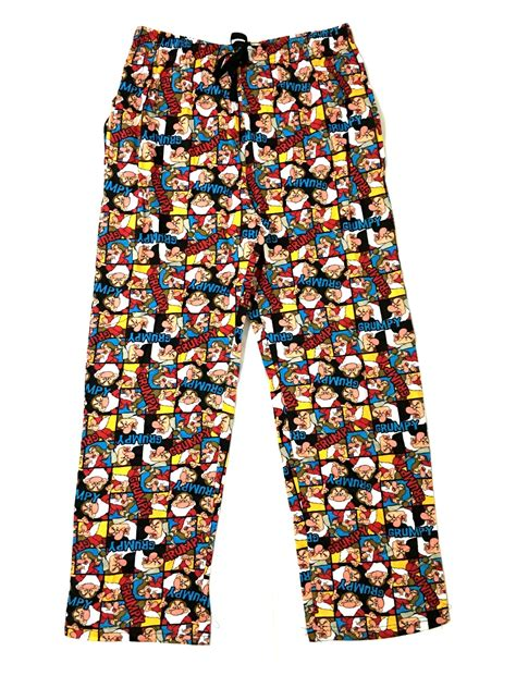 mens character pajamas breeze clothing