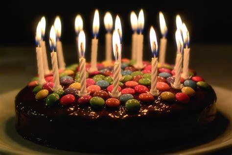 cake candles sweets food wallpapers hd desktop