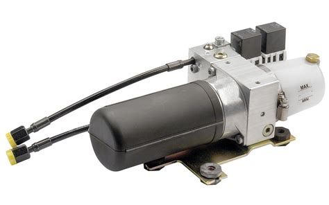 Vetus Electric Boat Motor by Electric Hydr 12v Electro Hydraulic Pumps