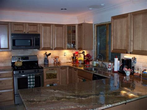 backsplash for kitchen with black granite countertop granite countertops with backsplash home ideas 9702