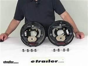 Dexter Electric Trailer Brake Kit - 10 U0026quot