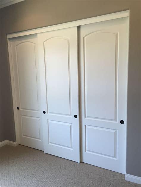 sliding closet doors ideas  pinterest diy